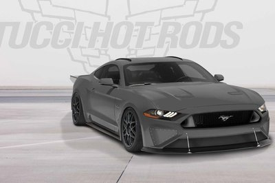 2018 Ford Mustang By Tucci Hot Rods - image 740040