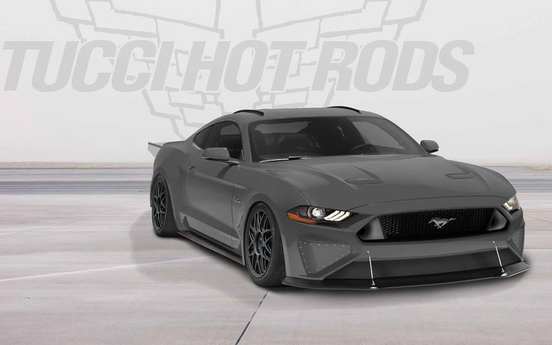 2018 Ford Mustang By Tucci Hot Rods