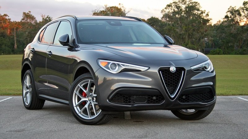 Four Things I Love About The 2018 Alfa Romeo Stelvio