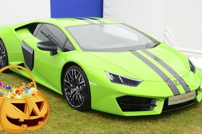 "Halloween Special – ""Costumed"" Cars"