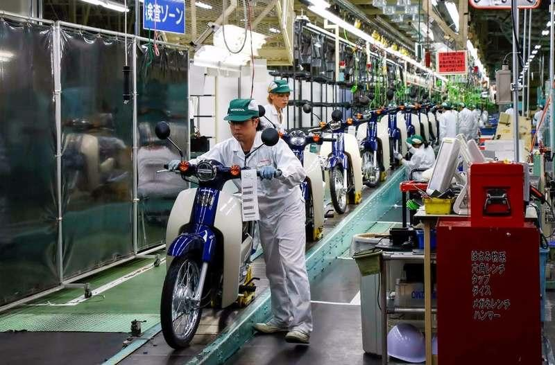 Honda created history with 100 million Super Cubs out of its factory gates