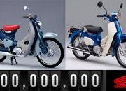 Honda created history with 100 million Super Cubs out of its factory gates - image 740050