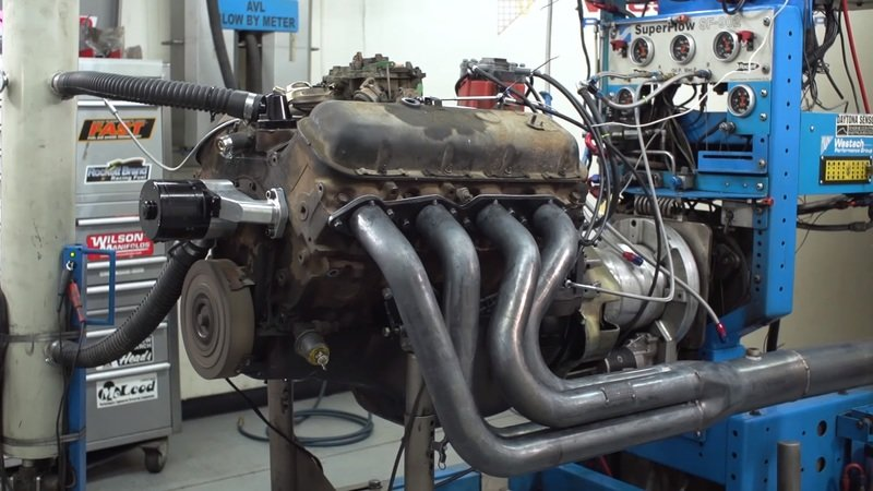 How To Add 70 Percent More Power to A Chevy 454 V-8