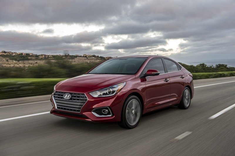 2018 Hyundai Accent High Resolution Exterior Wallpaper quality - image 735552