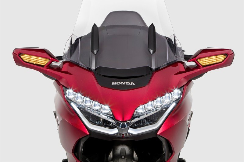 Images: 2018 Honda Gold Wing - in the details