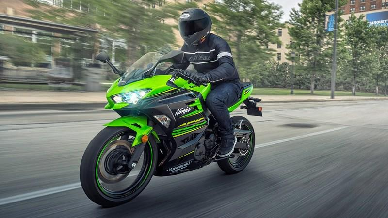 Top 10 Sportsbike of 2018
