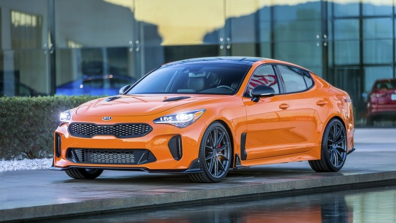2018 Kia Stinger GT Federation