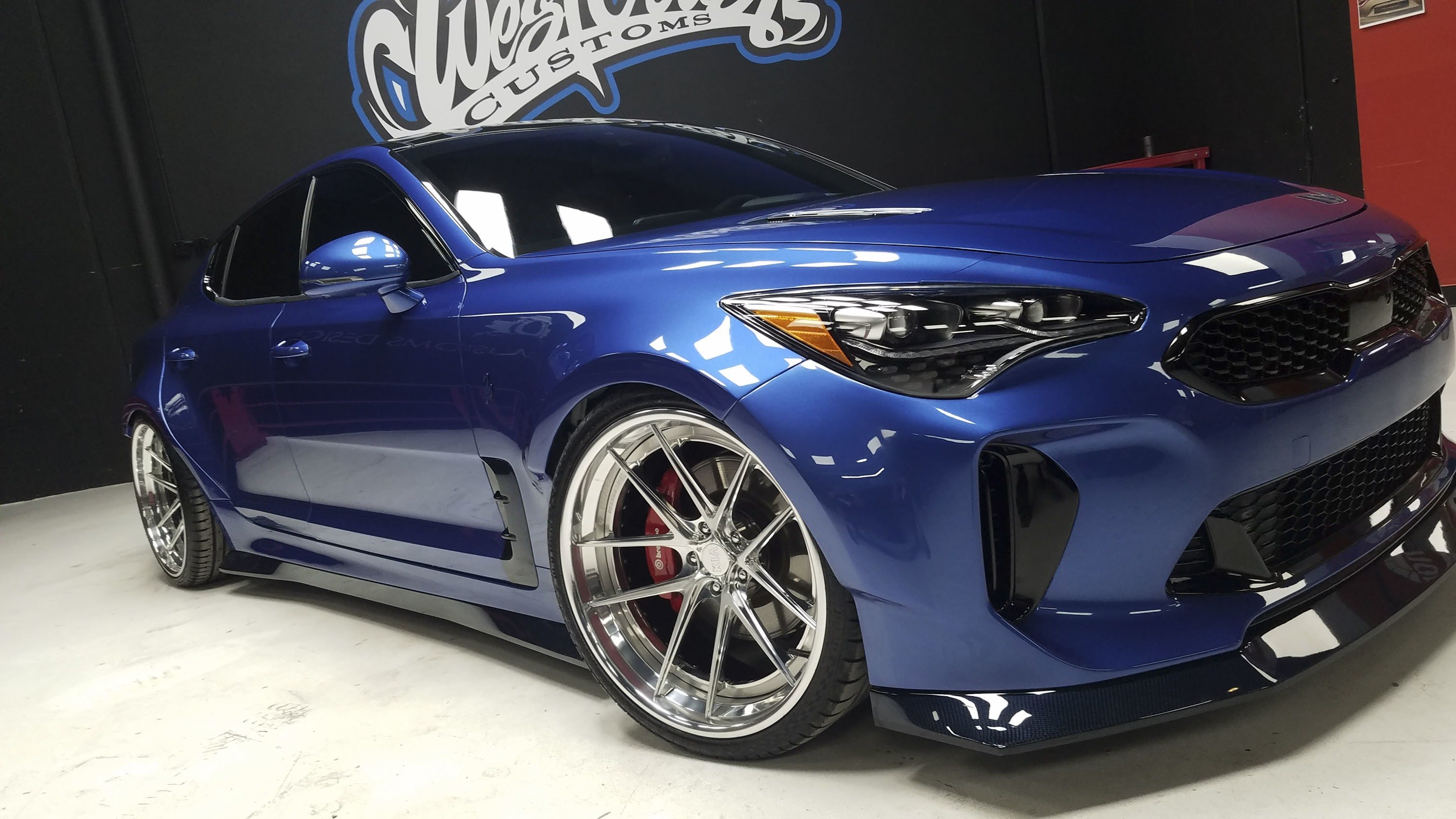 2018 Kia Stinger GT Wide Body