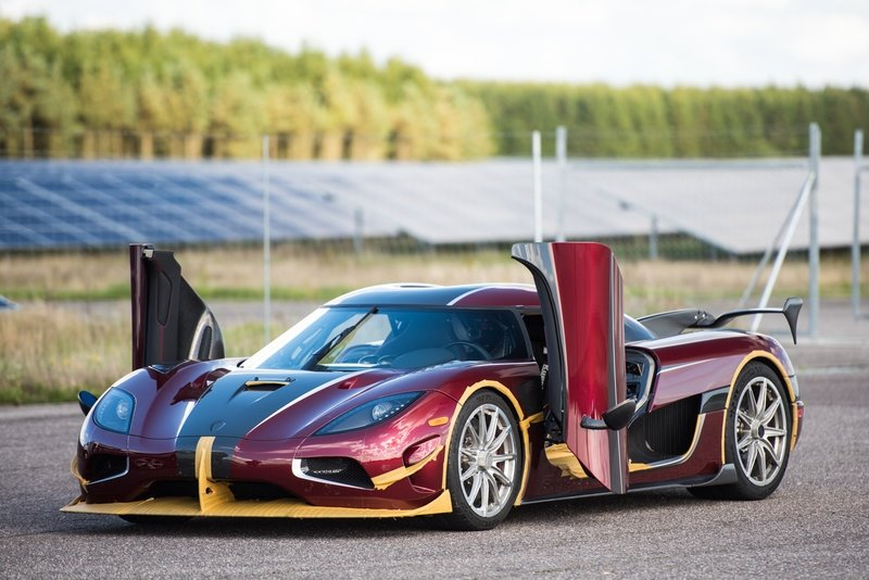 Koenigsegg's New Speed Record Doesn't Mean Squat