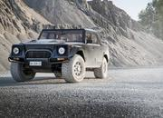 Is Lamborghini Planning To Resuscitate The Iconic 1986 LM002? - image 737263