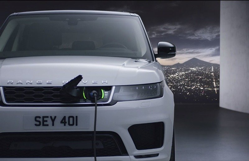 2019 Land Rover Range Rover Sport P400e High Resolution Exterior - image 736077
