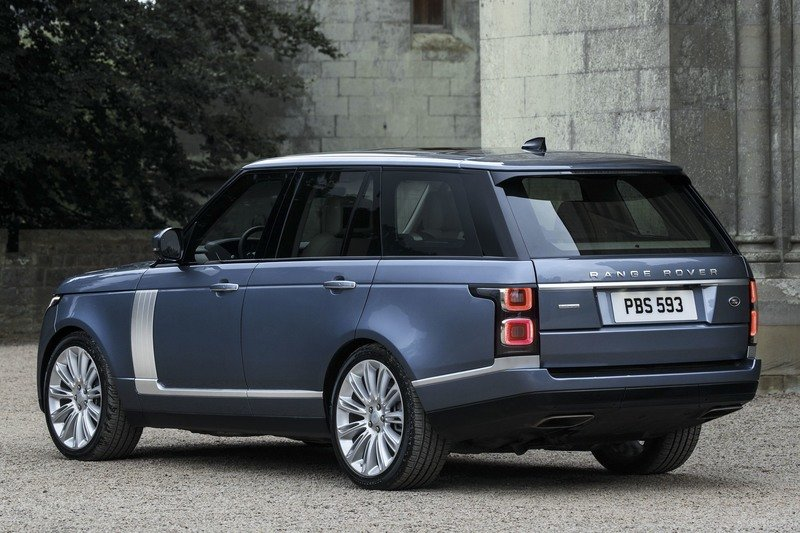 Next-Gen Range Rover Will Set its Sights on Bentley Bentayga and Rolls-Royce Cullinan