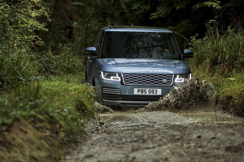 2018 Land Rover Range Rover Wallpaper quality Exterior - image 737743