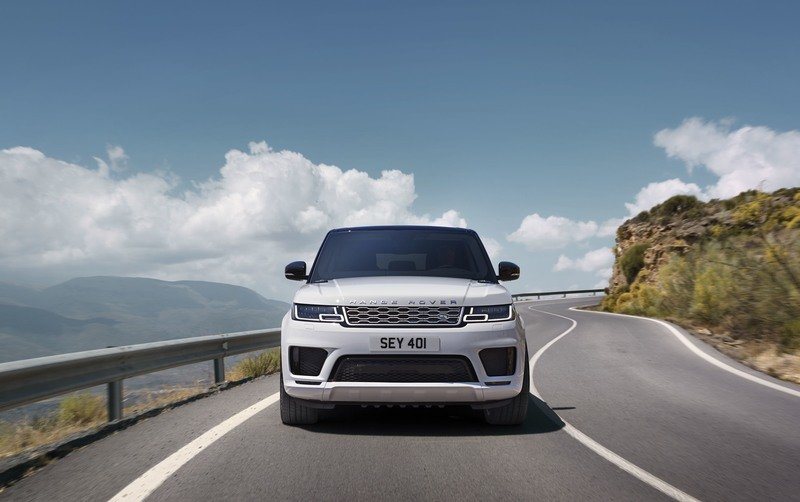 2019 Land Rover Range Rover Sport P400e High Resolution Exterior Wallpaper quality - image 736061