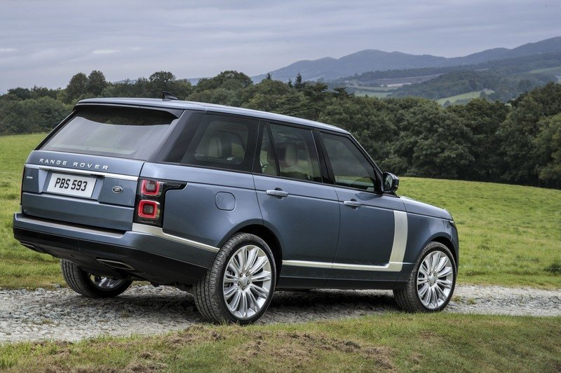 Next-Gen Range Rover Will Set its Sights on Bentley Bentayga and Rolls-Royce Cullinan Wallpaper quality Exterior - image 737745