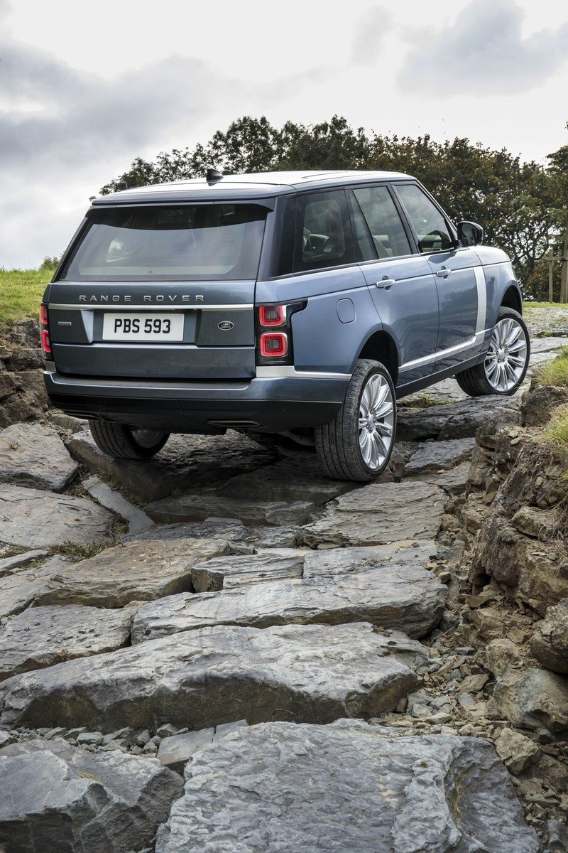 Wallpaper of the Day: 2018 Land Rover Range Rover