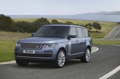 2018 Land Rover Range Rover - image 737761
