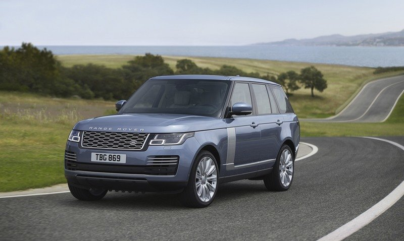 2018 Land Rover Range Rover Wallpaper quality Exterior - image 737761