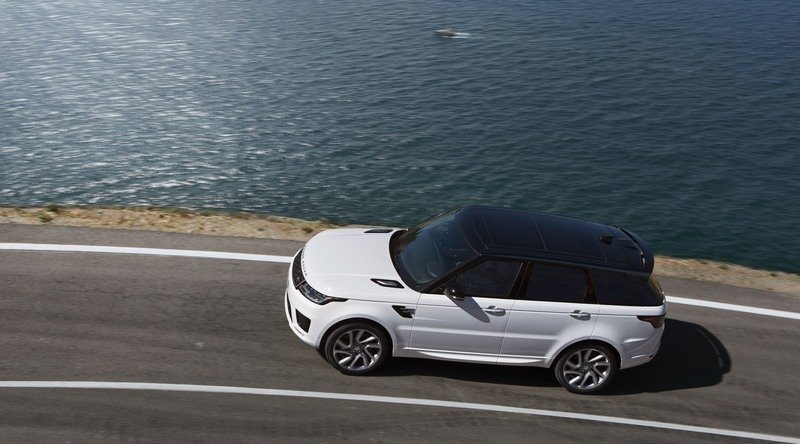 2019 Land Rover Range Rover Sport P400e High Resolution Exterior Wallpaper quality - image 736064