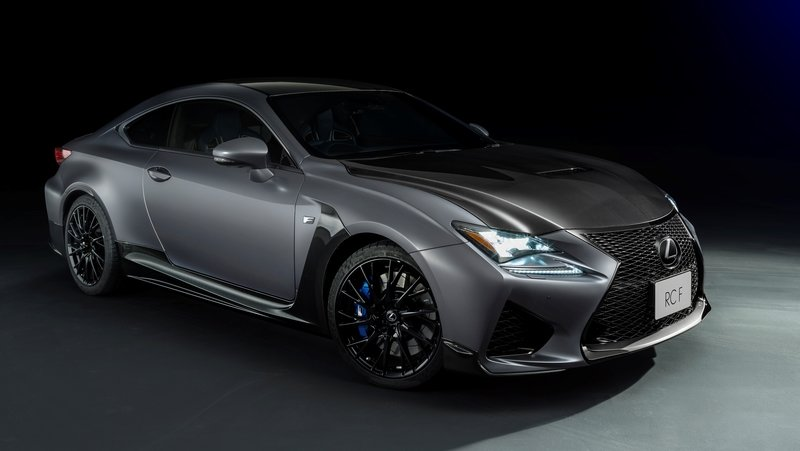 2017 Lexus RC F Limited Edition