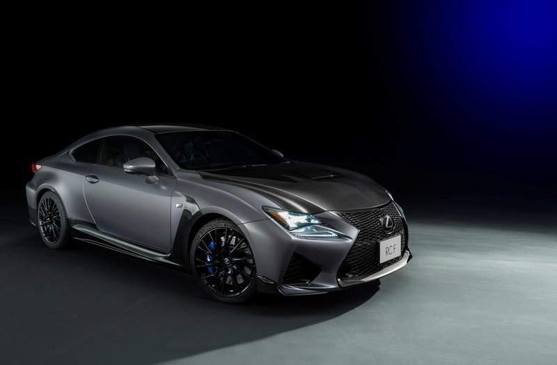 2017 Lexus RC F Limited Edition Exterior Wallpaper quality - image 740858