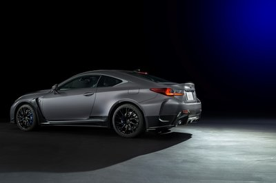 2017 Lexus RC F Limited Edition - image 740862
