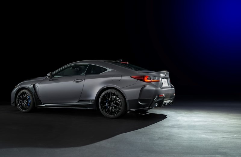 2017 Lexus RC F Limited Edition Exterior - image 740862