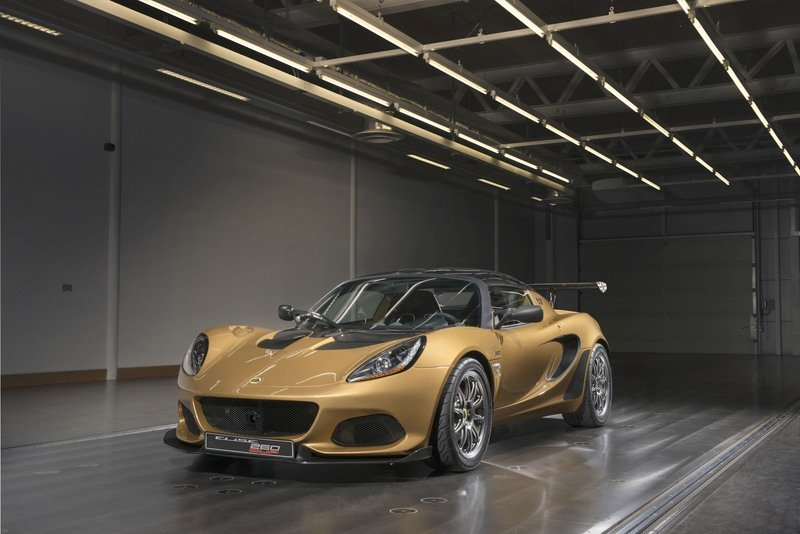 2017 Lotus Elise Cup 260 Exterior Wallpaper quality - image 739737