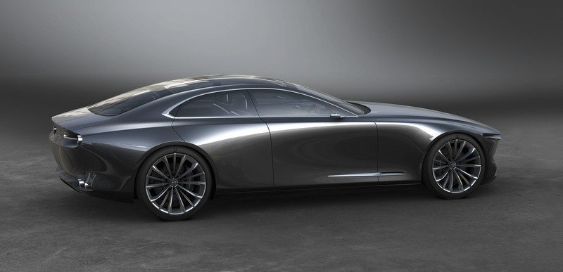 2017 Mazda Vision Coupe Concept Exterior - image 740427