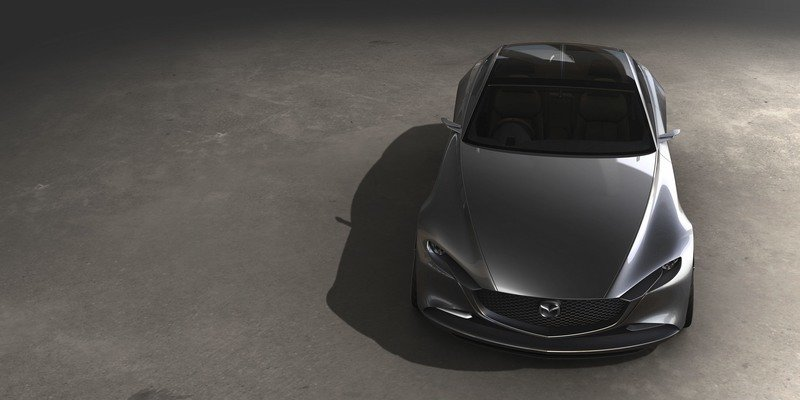 2017 Mazda Vision Coupe Concept Exterior - image 740429