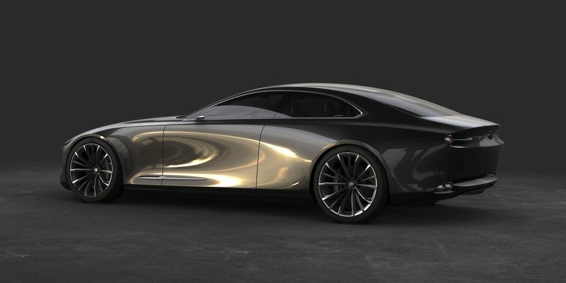 2017 Mazda Vision Coupe Concept Exterior - image 740430