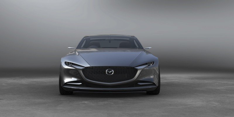 2017 Mazda Vision Coupe Concept Exterior - image 740432