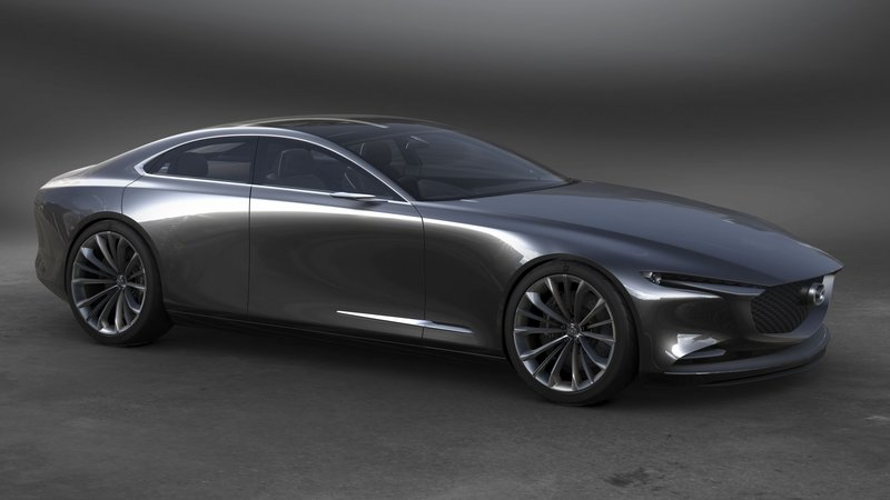 2017 Mazda Vision Coupe Concept Exterior - image 740882