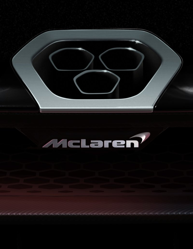 Two New McLarens on the Way; McLaren P15 Teased