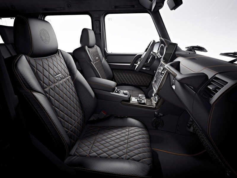 2017 Mercedes-AMG G 65 Final Edition Interior - image 739560
