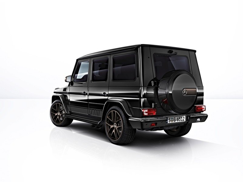 2017 Mercedes-AMG G 65 Final Edition Exterior - image 739561