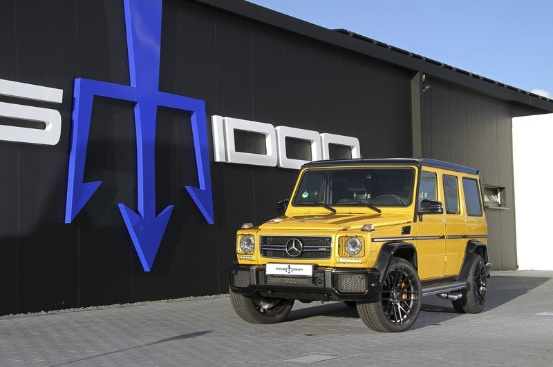 2017 Mercedes-AMG G63 RS 850 by Posaidon