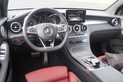 2017 Mercedes-Benz GLC 300 Coupe - Driven - image 741305
