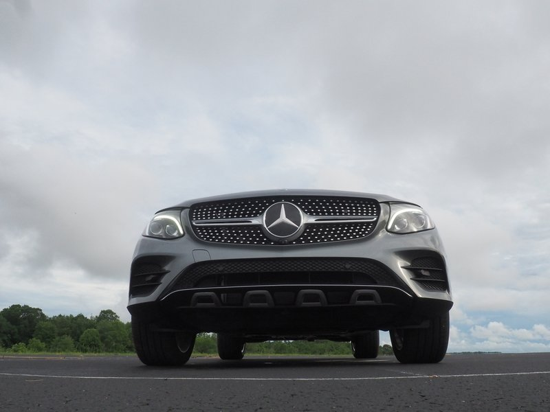 2017 Mercedes-Benz GLC 300 Coupe - Driven