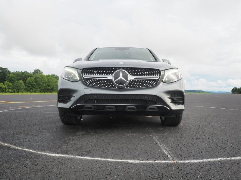 2017 Mercedes-Benz GLC 300 Coupe - Driven Exterior - image 741318