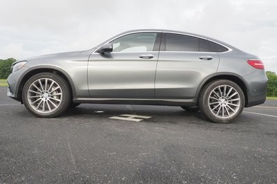 2017 Mercedes-Benz GLC 300 Coupe - Driven - image 741320