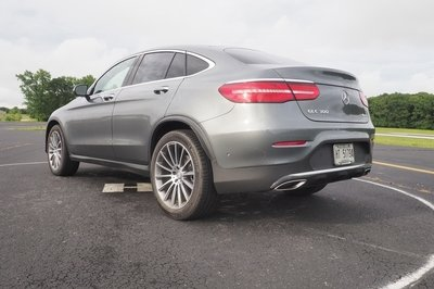 2017 Mercedes-Benz GLC 300 Coupe - Driven - image 741322