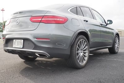 2017 Mercedes-Benz GLC 300 Coupe - Driven - image 741326