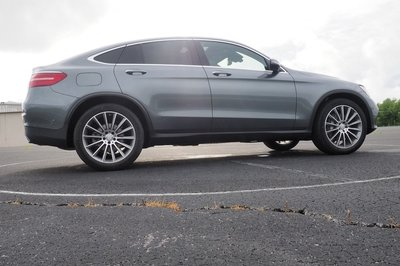 2017 Mercedes-Benz GLC 300 Coupe - Driven - image 741328