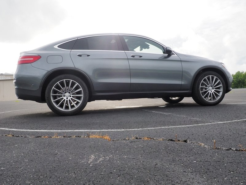 2017 Mercedes-Benz GLC 300 Coupe - Driven Exterior - image 741328