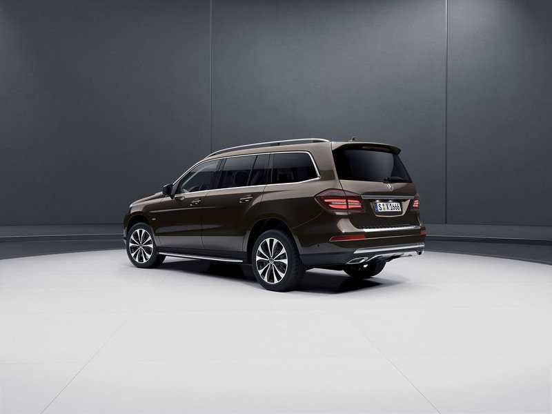 2018 Mercedes-Benz GLS Grand Edition
