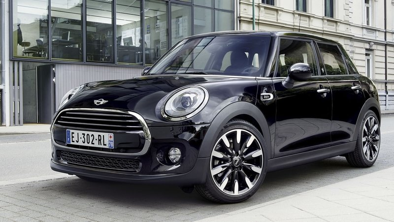 2017 Mini Cooper Blackfriars Edition