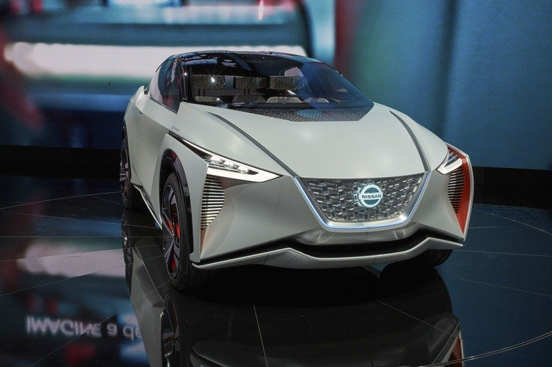 2017 Nissan IMx Exterior - image 740655