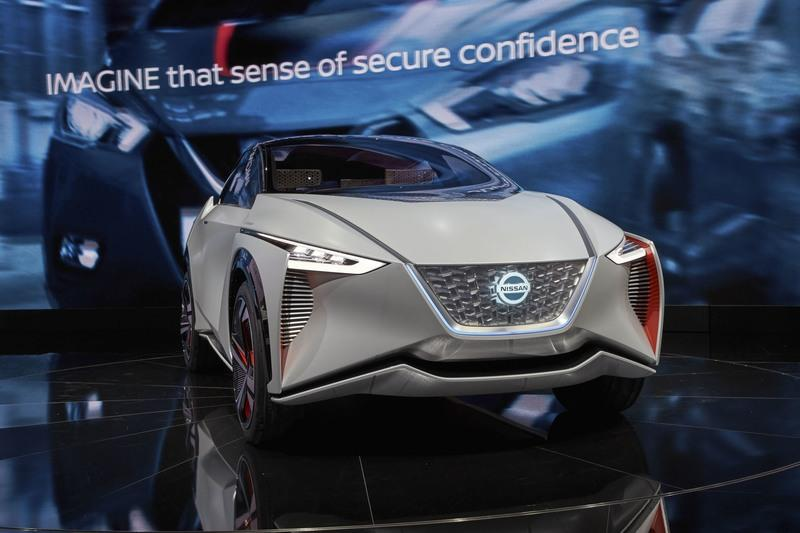 Nissan Will Introduce an IMx-Based Production Model to the U.S. Market but It Won't Be Anywhere Near as Cool