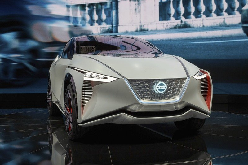 Nissan Says the IMx or